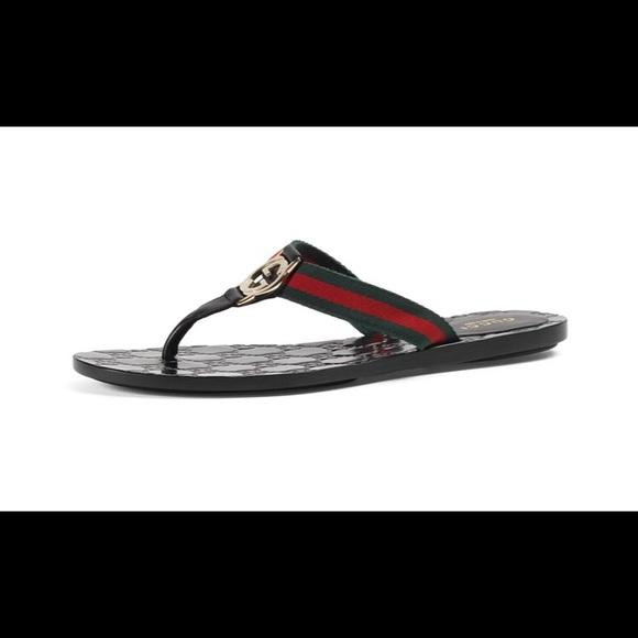 32e85711d Gucci Shoes - Gucci GG Classic Flip Flop Sandal